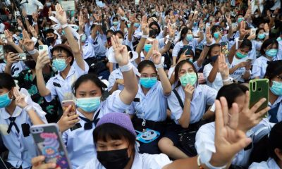Explaining the Mounting Protests by Students in Thailand