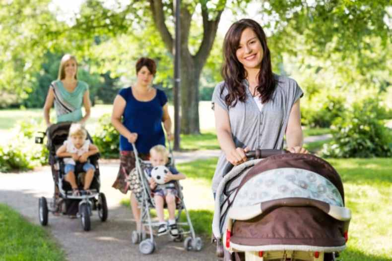 How to Pick a Stroller Your Child Will Love