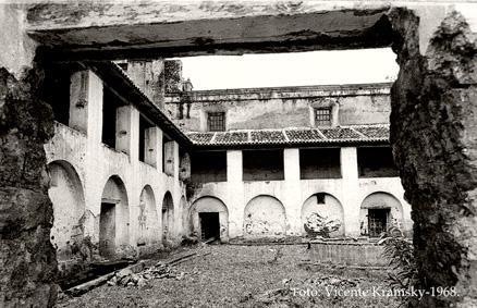 """Durante el gobierno de Venustiano Carranza, y en la """"Guerra Cristera"""", el exconvento fue cuartel militar"""