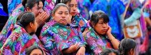 Mujeres indígenas son excluidas para participar en política. Foto. Alma Citl/ChP