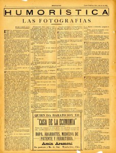 Eraclio Zepeda Lara escribió en varios periódicos, pero sus mejores escritos están en Renovación