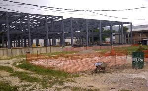 El 28 de diciembre del 2010, la empresa ganadora de la licitación 37301005/004/10 Tradeco Infraestructura, S.A. de C.V. firmó el contrato por $59  millones 940 mil pesos. Foto: Isaín Mandujano/Chiapas PARALELO