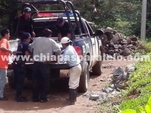 Socorristas tardaron varias horas en recuperar los cuerpos. Foto: Fredy Martín Pérez/Chiapas PARALELO