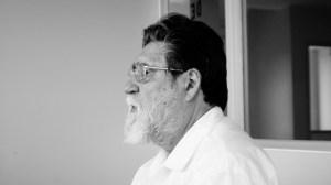El estudioso de la Frontera Sur, Andrés Fábregas. Fotografía: Laura Lorena Fernández Zamora