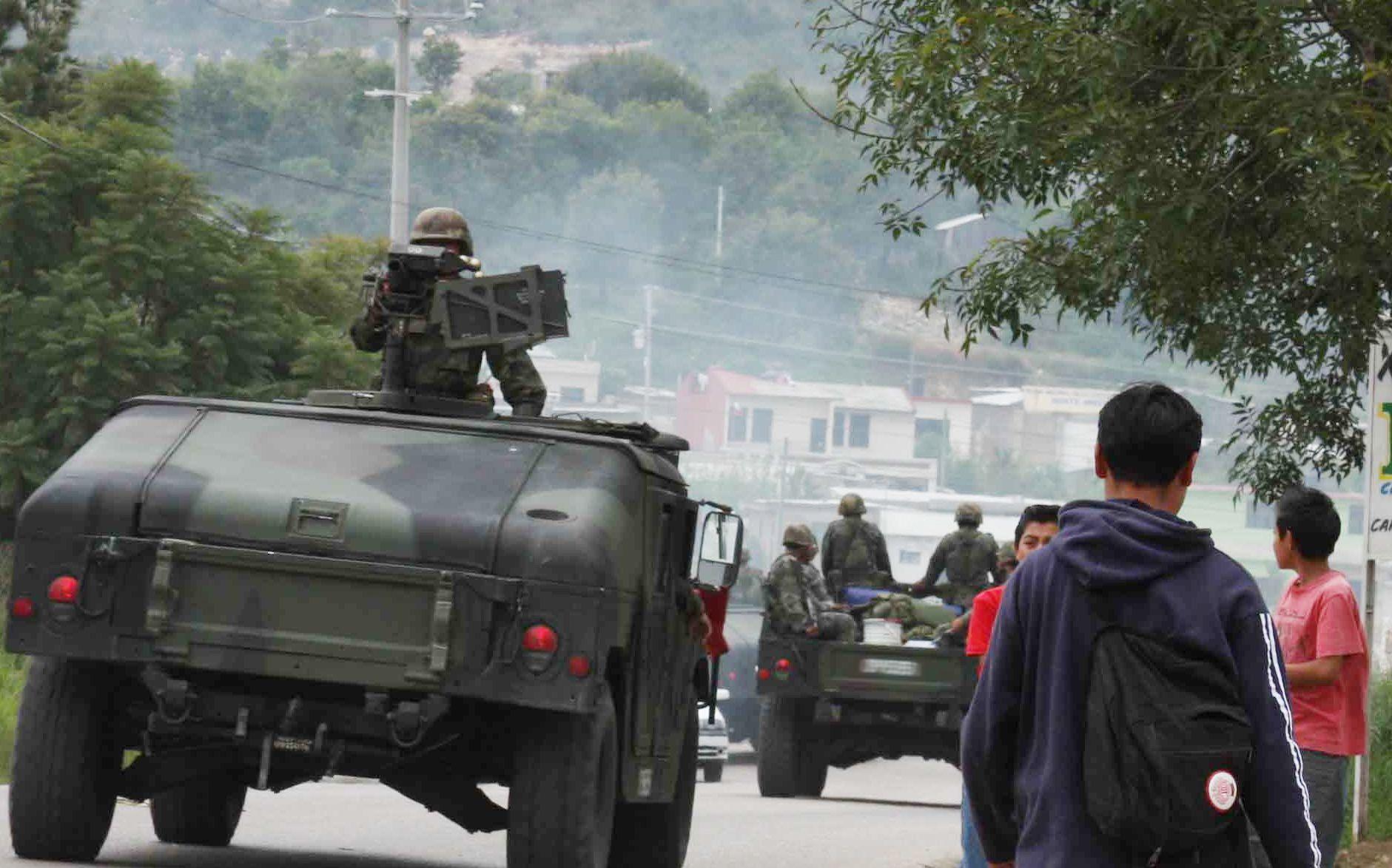 Más de 80 organizaciones civiles defensoras de derechos humanos, rechazan incremento de la gendarmería en la frontera sur