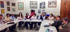 Comisión para el Diálogo, la Paz y la Justicia de la Selva Lacandona. Foto: @alexrobledof