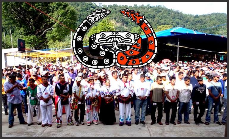 Eligen a candidata del Congreso Nacional Indígena para 2018 en México