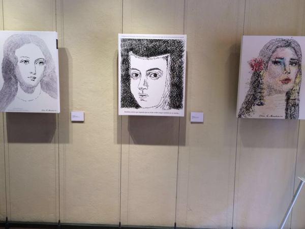 Sala de exposiciones temporales. Foto: Sandra de los Santos.
