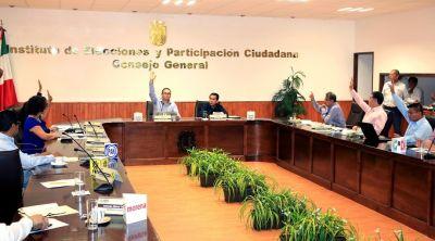 Aprueba IEPC acuerdo para cumplir sentencia del TEPJF sobre caso Oxchuc