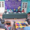 Conferencia de prensa en el Frayba