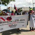 Pueblos zoques han sumado alianzas de diversos sectores. Foto: Ángeles Mariscal