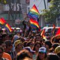 Hemos sido Discriminad@s e invisibilizad@s por el Gobierno de Chiapas: Comunidad LGBTTTI Foto: Roberto Ortiz