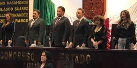 Entrega de la Medalla Rosario Castellanos a Cristina Pacheco Foto: Isaín Mandujano