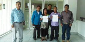 Gobierno Comunitario de Chilón y Sitala llegan al TEECH para exigir pronta respuesta (2)