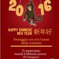 Capodanno cinese al Vespucci