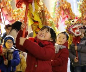 Capodanno cinese 2016 Pisa