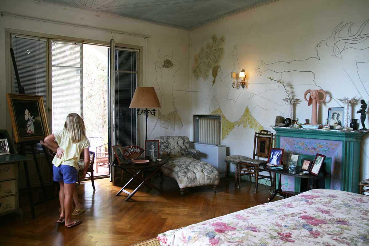 Villa Santo Sospir Saint Jean Cap Ferrat Chiara Colombini