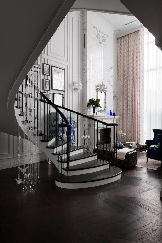 E' possibile realizzare una casa in stile classico contemporaneo all'interno di un architettura di recente costruzione in stile moderno? Arredamento Casa Classico Moderno Blog