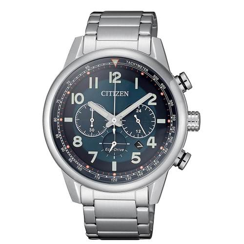 Orologio Citizen Military Blu CA4420-81L