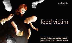 Food Victim e la sacralizzazione delle diete. Mondosole non ci sta!