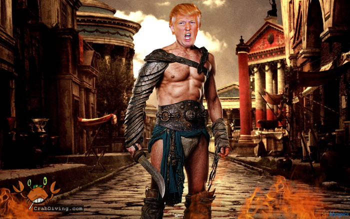 Trump-Warrior-Male