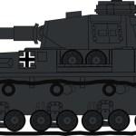 【戦車】プラモデルの戦車【あります】