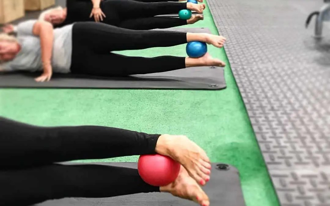 Benefits of doing ChiBall Remedial Pilates