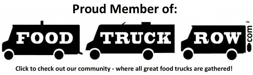 Proud member of food truck row