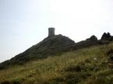 Vue du sentier de la tour