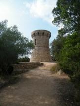La tour d'Isulella