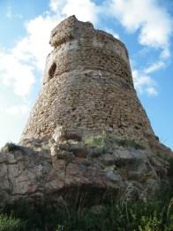 La tour de Sagone