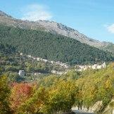 Village de Santo-Pietro di Venaco.