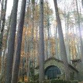 Une chapelle à Vizzavona.