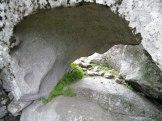 Un rocher bien troué