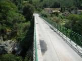 Le pont de Peri.