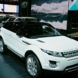 Nouveau Range Rover Land