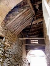 Hameau de Barrigioni, sous une arche