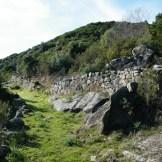 Une « terrasse » qui offre une belle vue sur la plaine