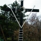 Une autre croix aux quatre vents