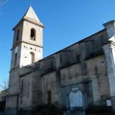 L'église Santa-Maria-Assumpta de Rapale