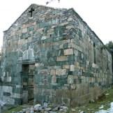 La chapelle San Cesariu