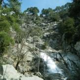La cascade d'Ortola