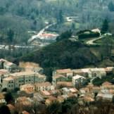 Panorama sur Bastelica