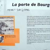 Explications sur la porte de Bourgogne