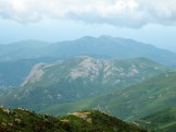 Vue sur le mont Gozzi
