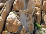 Encore un rocher sculpté