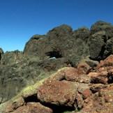La roche s'appelle du poudingue