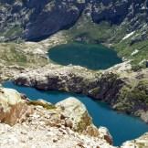 Les lacs de Capitello et Melo