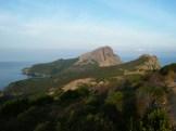 Vue sur la presqu'île
