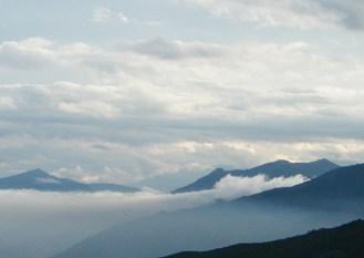 Mer de nuages ?